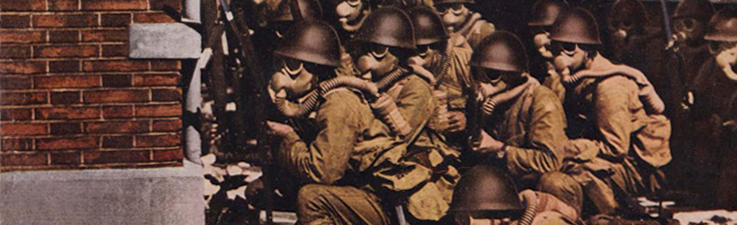 5 Bizarre Ways Everyone Gets World War II Wrong