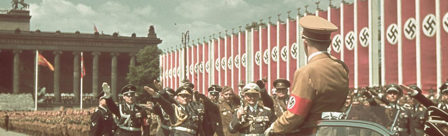 5 Myths About The Nazis People Still Believe Today