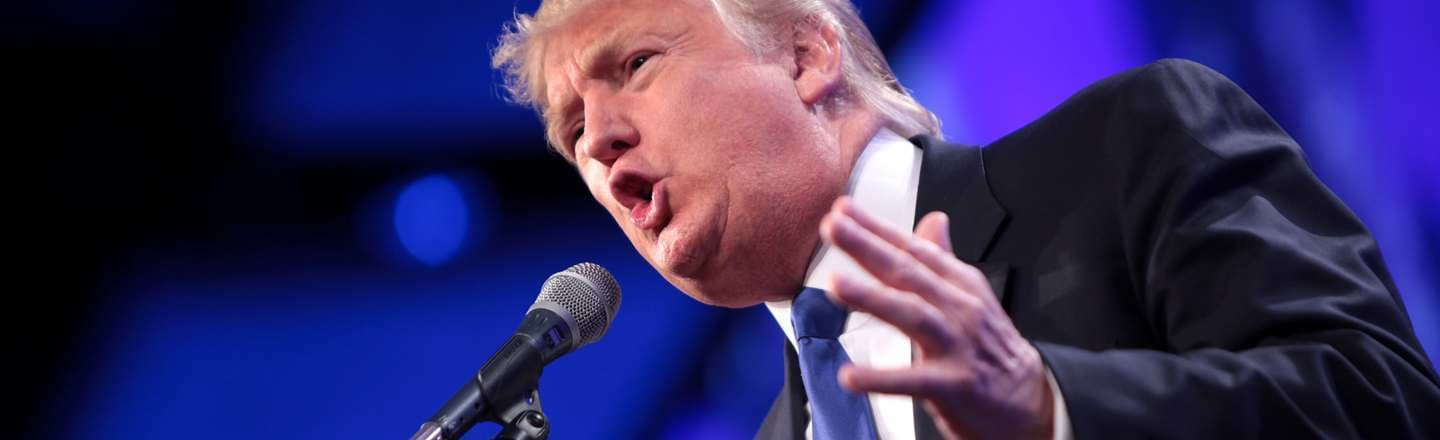 Donald Trump's Brain-Worms Finally Reveal Themselves