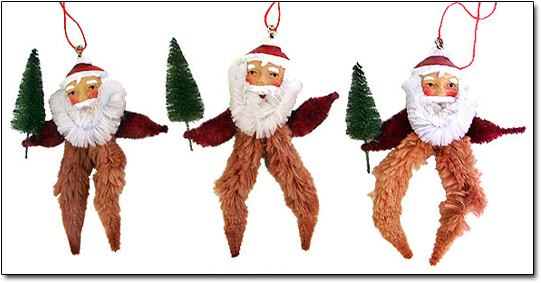 9 - The 11 Most Unintentionally Creepy Christmas Ornaments Cracked.com