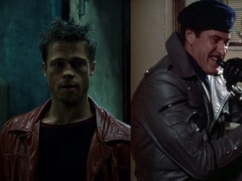 The First Half Of Fight Club Was In A Movie You Never Saw