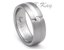 Mens Baseball Wedding Rings 71 Inspirational Via Titanium Kay