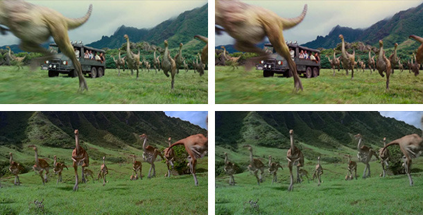 Reasons Modern Movie CGI Looks Surprisingly Crappy - 27 incredible before and after shots of visual effects in film