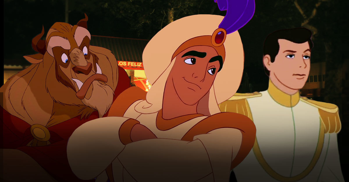 Why Disney Princes Are Bad Role Models For Boys