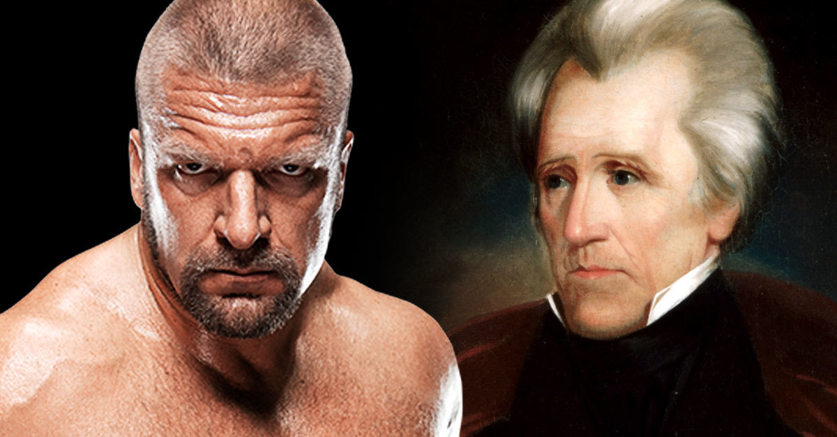 7 Presidents That Belong In The WWE Hall Of Fame