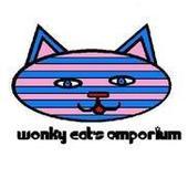 wonkycat Cracked photo