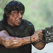 Rambo=death Cracked photo
