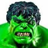 Incredible-Hulk Cracked photo