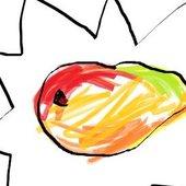 mangoriffic Cracked photo