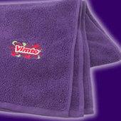 PurpleTowel Cracked photo