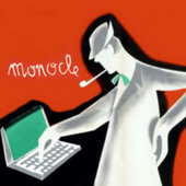 monocle Cracked photo
