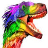 Rainbowraptor Cracked photo
