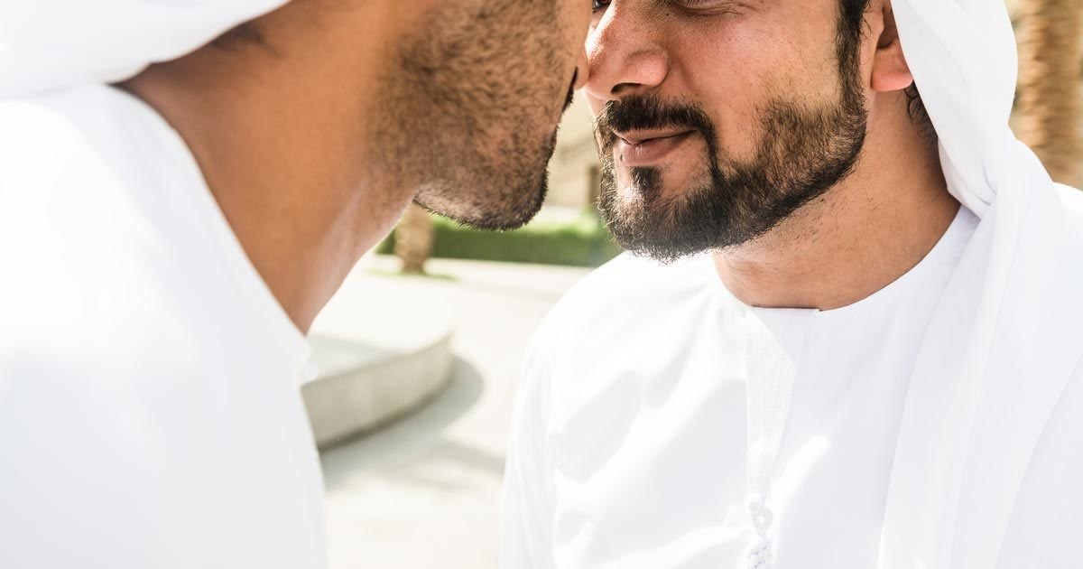 What to expect when hookup a muslim man