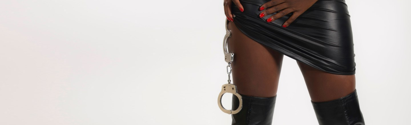 Racism Makes People Horny: Confessions Of A Real Dominatrix