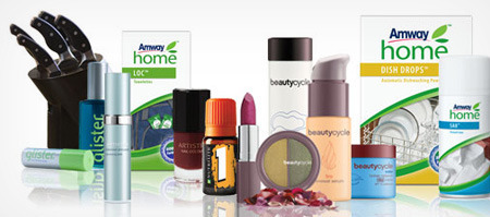 amway company background