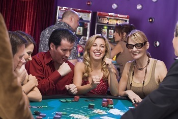 Interracial poker sex stories