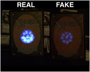 My Fake Magic The Gathering Cards Fooled Almost