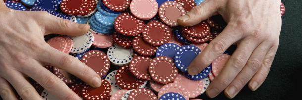 Cracked casino dealer