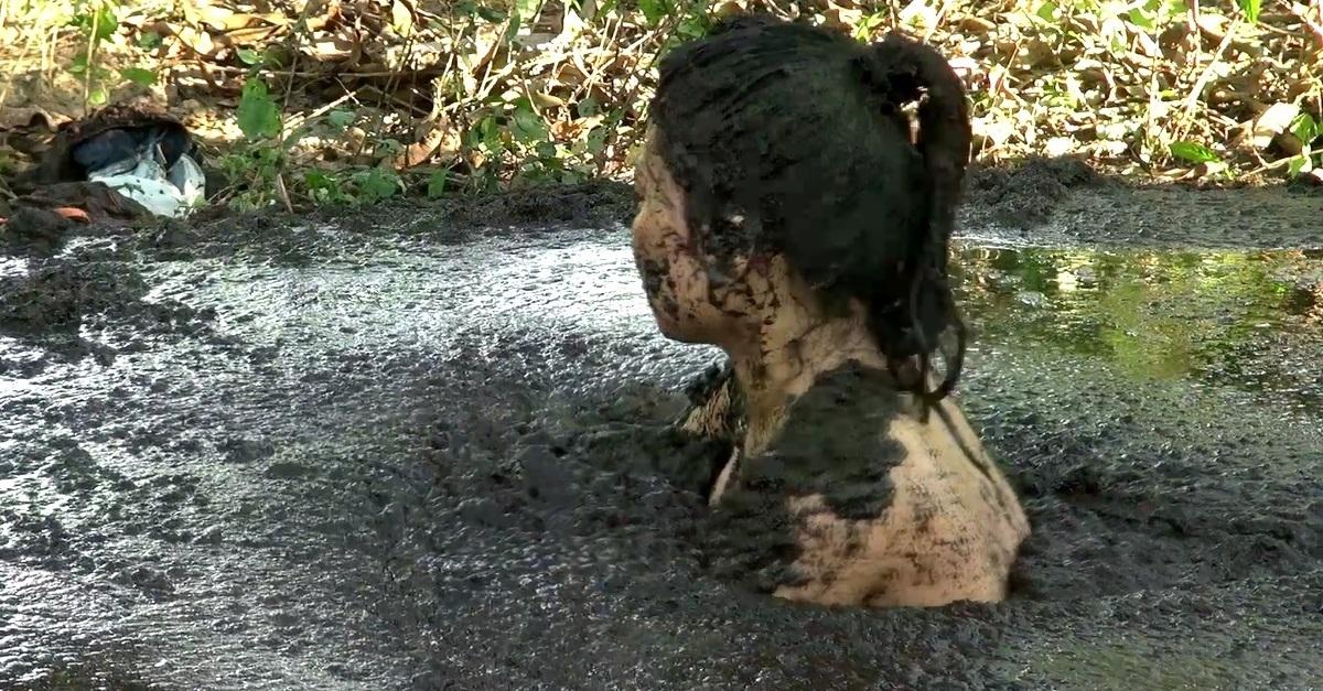 German quicksand fetish