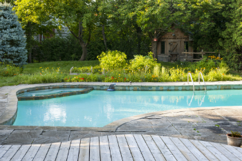 5 shockingly gross realities of cleaning swimming pools - Draining a swimming pool may be a bad idea ...
