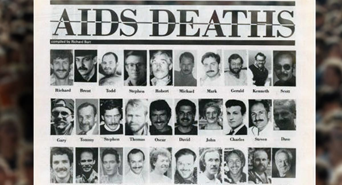 early aids victims