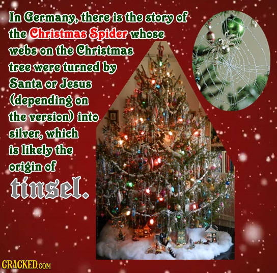 Christmas Tree Orgin: 2 1 Holiday Traditions With Shockingly Bizarre Origins