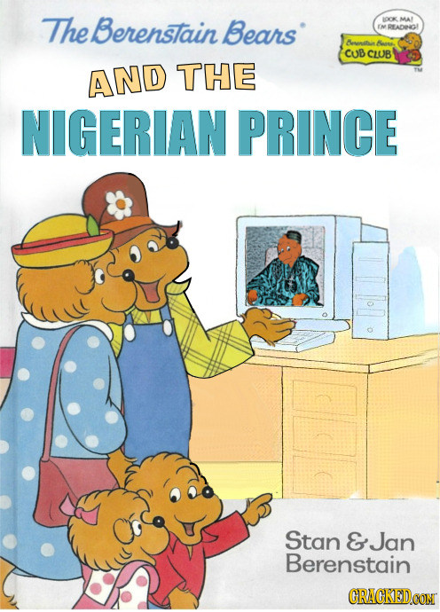Children Book Cover Meme : Children s books updated for modern problems