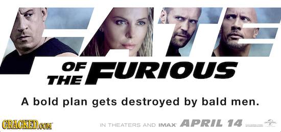 If Movie Poster Taglines Were Honest