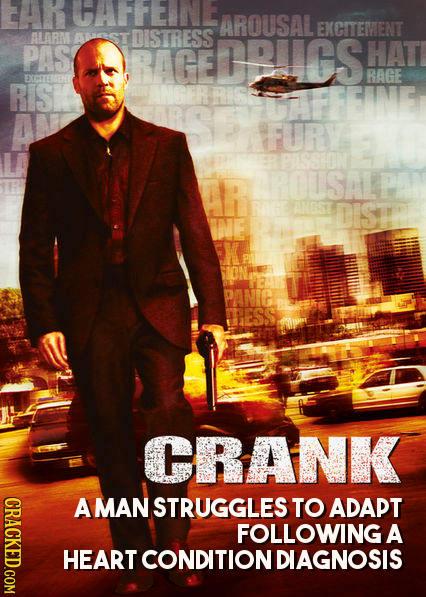 If Movie Poster Taglines Were Honest | Cracked.com