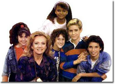 he was on saved by the bell zack morris the hero of the show was on a somewhat similar show called good morning miss bliss as were screech