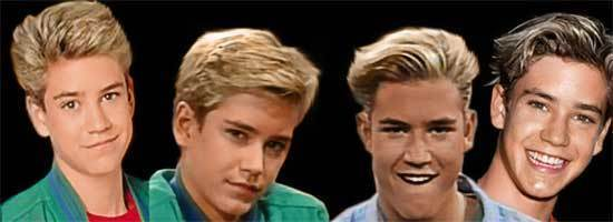 Saved By The Bell Zack Now