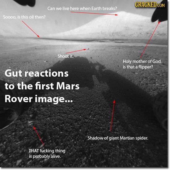 mars landing reaction - photo #33