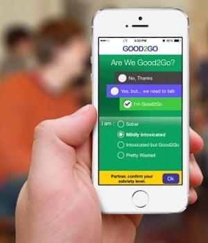 Teledildonics app