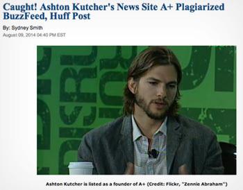 4 Reasons Ashton Kutchers Buzzfeed Ripoff Site Is Insane