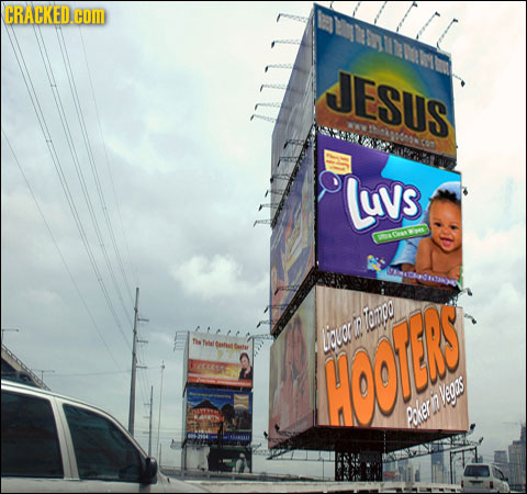 The 13 Worst Possible Ad Placements