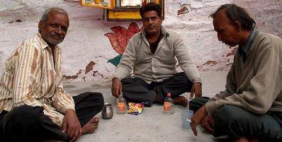 Nectar of the Broke: The World's 5 Worst Ways To Get Drunk