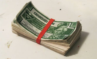 7 Bizarre Things (And 1 Bodily Fluid) People Use as Money