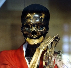 The 5 Creepiest Death Rituals From Around the World