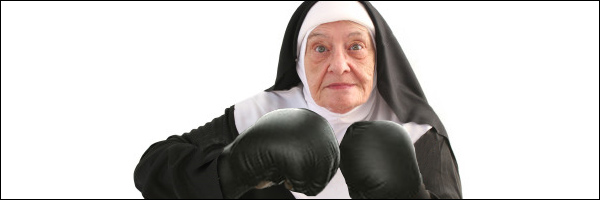 5 Nuns Who Could Kick Your Ass