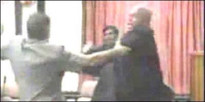 When Politicians Attack: The 17 Most Violent Political Brawls