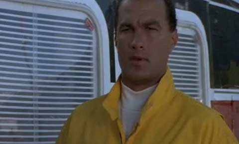 The 6 Least Plausible Jobs Held by Steven Seagal Characters