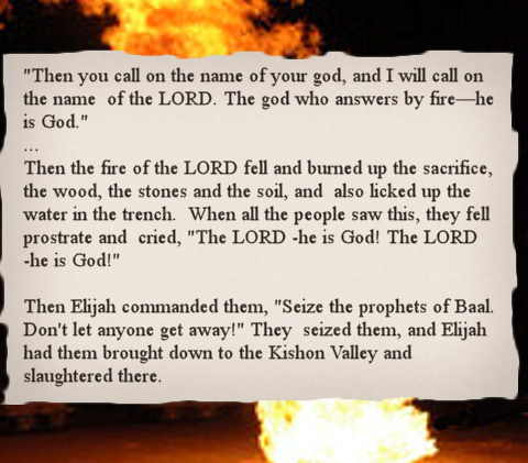 Classic: The 9 Most Badass Bible Verses