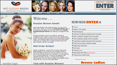 Liberal Guilt Justified: 6 Creepy Mail Order Bride Websites