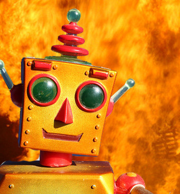 9 Simple Requests For Our Robot Overlords