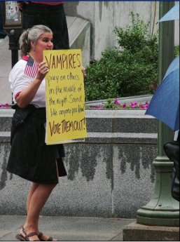 The 25 Most Insane Protester Signs