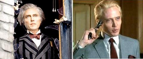 The Top 5 Ripoffs of Christopher Walken Roles (By Walken Himself)