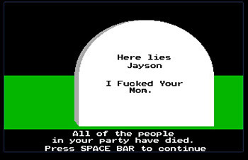 What You Realize About 'Oregon Trail' Playing It Today