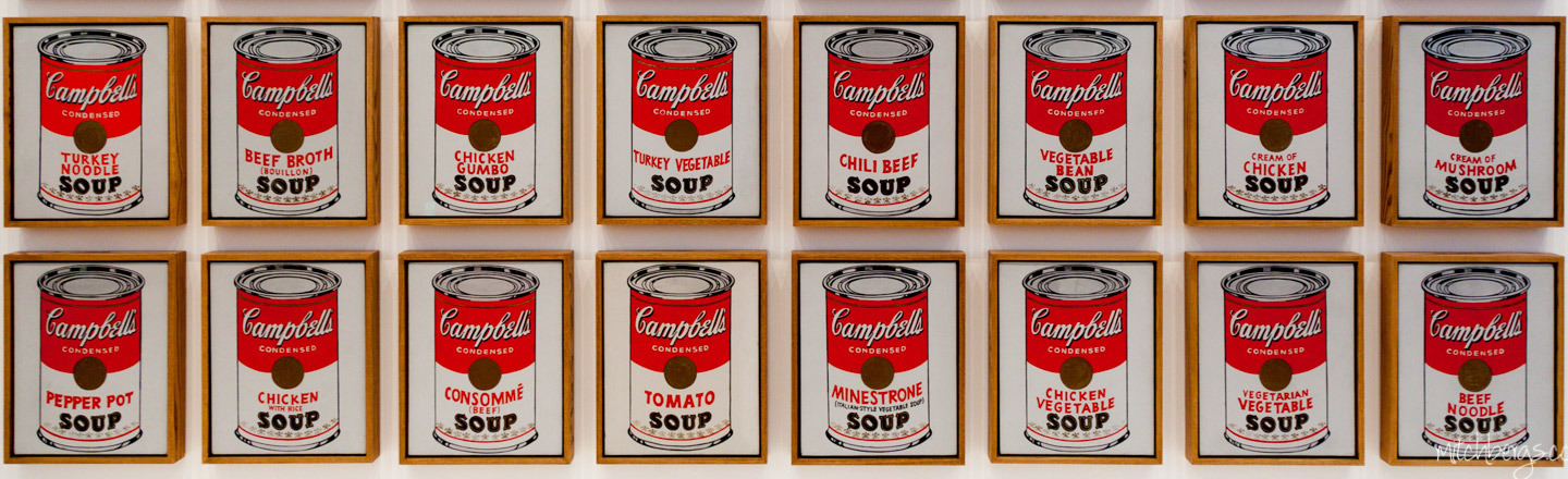 6 Simple-Looking Artworks That Were Really Tough To Pull Off