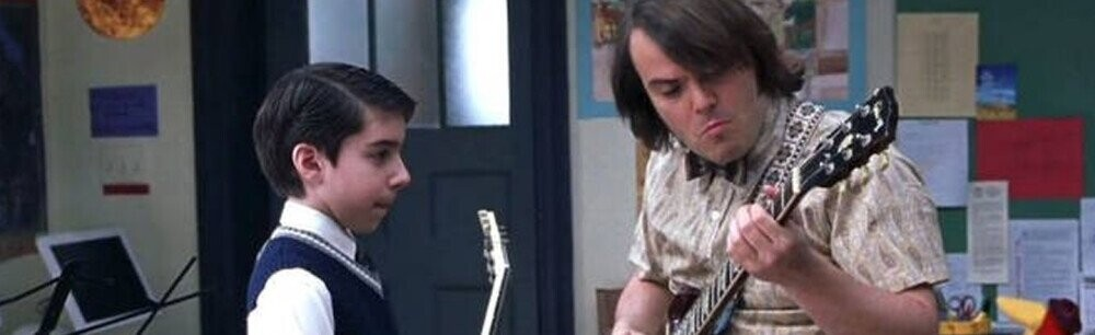 How Jack Black Finessed A Led Zeppelin Song For 'School Of Rock'