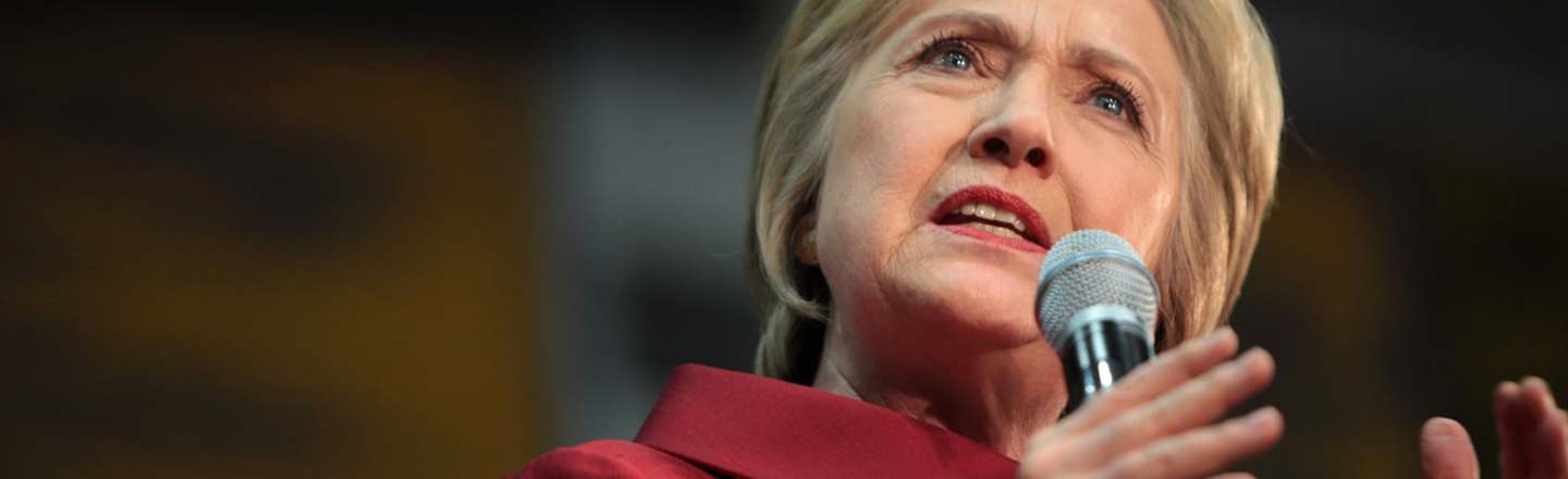 Why Hillary Clinton Is A Sith Lord (To Republicans)